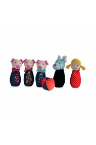 Popice textile din povesti Egmont Toys