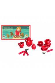 Set ceai din portelan mini Egmont Toys