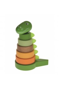 Piramida Montessori dinozaurul Arthur Egmont Toys
