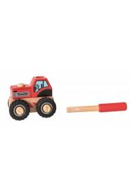 Tractor cu piese de insurubat Egmont Toys