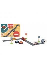 Joc de rol trafic cu masini Egmont Toys
