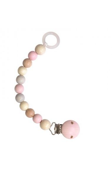 Lant pentru suzeta roz Egmont Toys