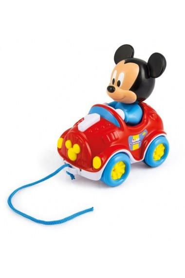 Jucarie de tras masinuta Mickey Mouse Clementoni