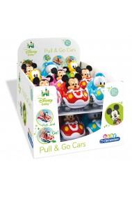 Masinute Disney Pull&Go Clementoni