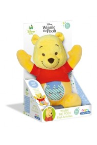 Plus Winnie cu lumini si sunete Clementoni