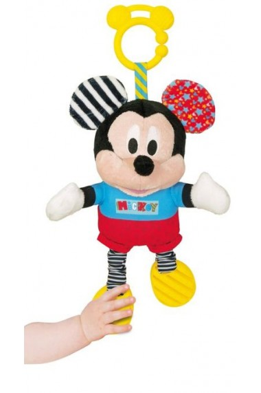 Zornaitoare de plus Mickey Mouse Clementoni