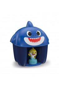 Clemmy cu 6 cuburi si figurina Baby Shark Clementoni