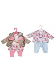 Baby Annabell Hainute calatorie diverse modele 43 cm Zapf