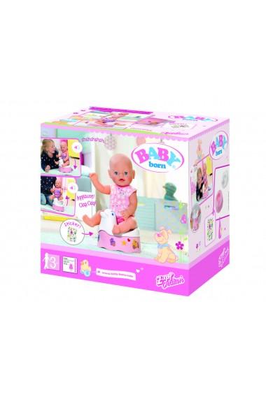 Olita interactiva joaca bebelusi Baby Born