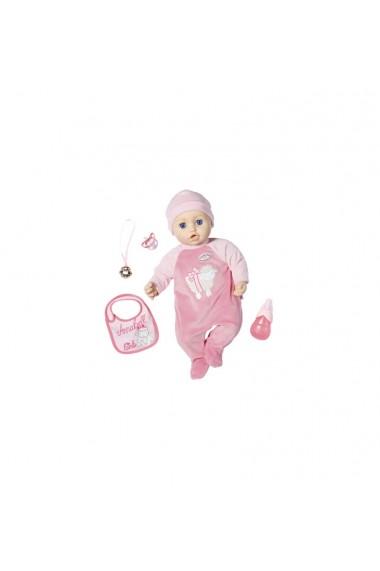 Papusa interactiva 43 cm Baby Annabell Zapf