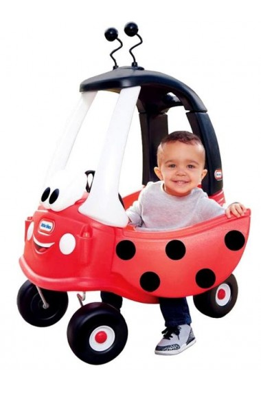Masinuta Gargarita Cozy Coupe Little Tikes