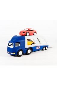 Transportor masini albastru Little Tikes