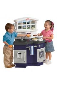 Bucatarie pentru copii utilata Little Tikes