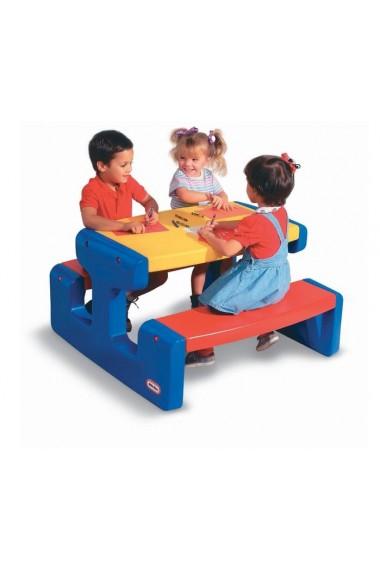 Masuta mare pentru picnic Little Tikes
