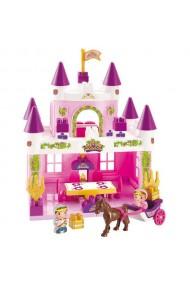 Castel cu Print Printesa si accesorii Ecoiffier