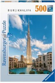 Puzzle Burj Khalifa Dubai 500 piese Ravensburger