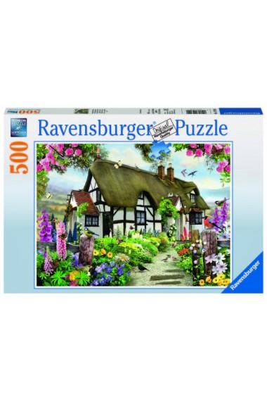 Puzzle Cabana 500 piese Ravensburger