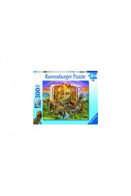 Puzzle Cartea dinozaurilor 300 piese Ravensburger