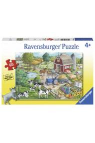 Puzzle Ferma 60 piese Ravensburger
