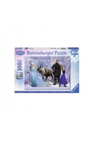 Puzzle Frozen 100 piese Ravensburger