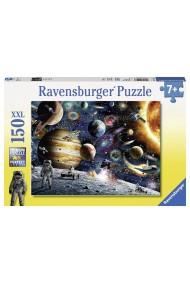 Puzzle Om pe Luna 150 piese Ravensburger
