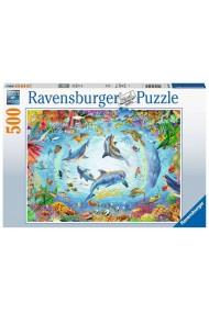 Puzzle vartej in ocean 500 piese Ravensburger
