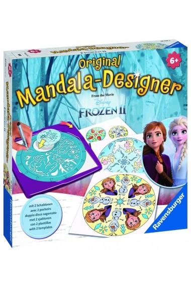 Set creatie Midi Mandala Frozen Ravensburger