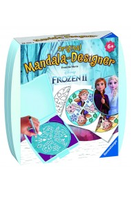 Set creatie mini Mandala Frozen Ravensburger