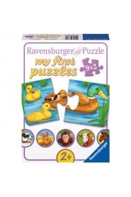 Puzzle animale adorabile Ravensburger