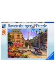 Puzzle plimbare seara 500 piese Ravensburger