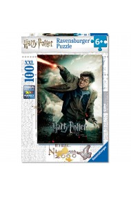 Puzzle Harry Potter 100 piese Ravensburger