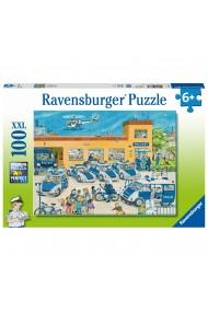 Puzzle Politie 100 piese Ravensburger