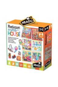 Joc creativ Montessori casuta mea Headu