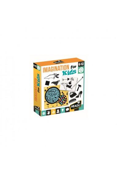 Joc dezvolta imaginatia Headu