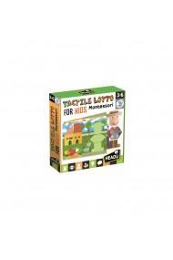 Joc montessori Lotto Tactile Headu