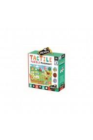 Joc montessori puzzle tactil Headu