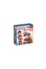 Joc puzzle tactil marele premiu Headu