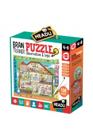 Puzzle pentru antrenarea mintii Headu