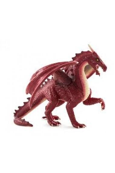 Figurina Dragon rosu Mojo