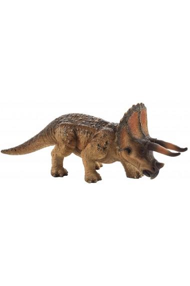 Figurina pui Triceratops Mojo