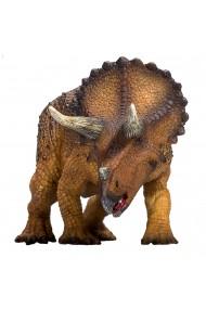 Figurina Triceratops maro Mojo