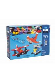 Set constructie Basic Avioane 170 piese Plus Plus