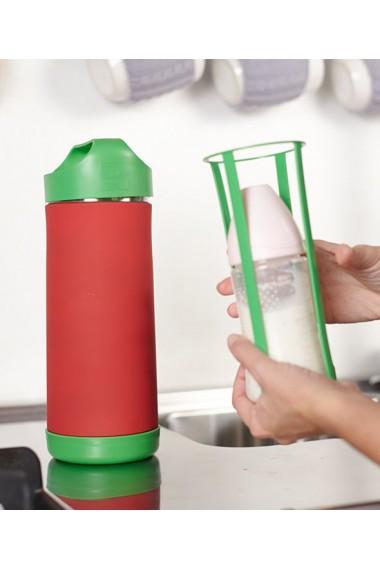 Termos bebe bauturi si alimente rosu 500ml