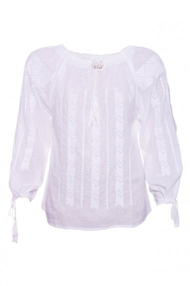 Bluza dama tip ie Alb dae1705