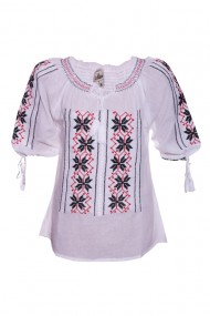 Bluza dama tip ie Alb dae1696