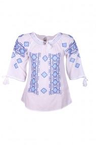 Bluza dama tip ie Alb dae1692