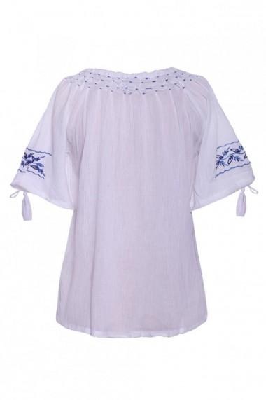 Bluza dama tip ie Alb dae550