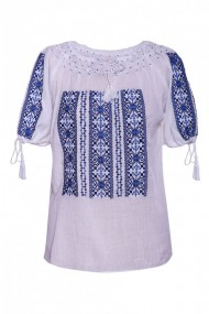 Bluza dama tip ie Alb dae531