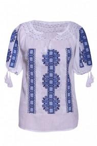 Bluza dama tip ie Alb dae525