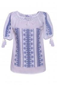 Bluza dama tip ie Alb dae520